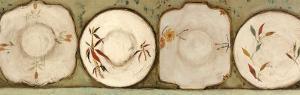 Old Plates by Jo Oakley