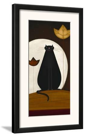 Cat and the Moon II by Jo Parry