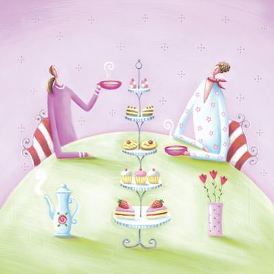 Girly Gossip by Jo Parry