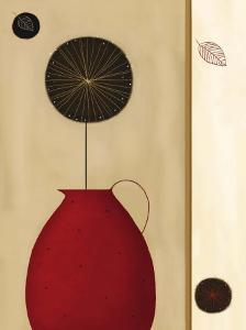 Red Pitcher by Jo Parry
