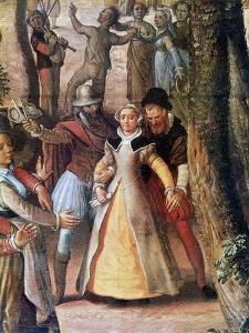 Country Celebration, 1563 by Joachim Beuckelaer