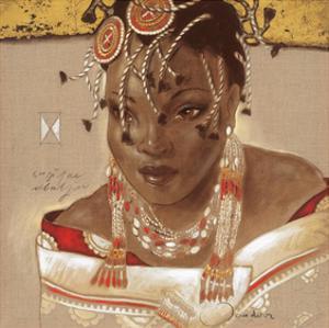 African Queen by Joadoor