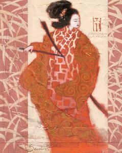 Geisha in Arms by Joadoor