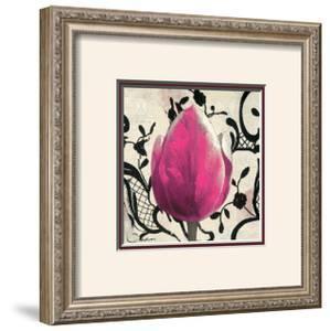 Purple Tulip by Joadoor