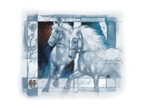 Wild Spirit Horses by Joadoor