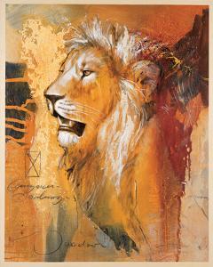 Wildlife Lion by Joadoor