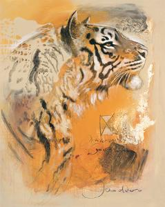 Wildlife Tiger by Joadoor