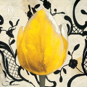 Yellow Tulip by Joadoor