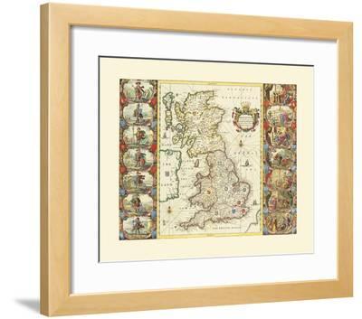 British Isles, 1645