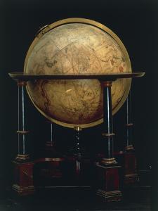 Celestial Globe, 1635 by Joan Blaeu