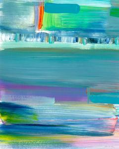 Carolina Pier by Joan Davis