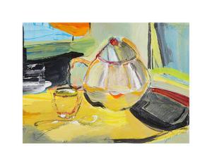 Tea Tray by Joan Davis