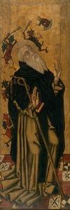 Saint Anthony the Abbot Tormented by Demons by Joan Desí