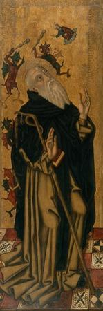 Saint Anthony the Abbot Tormented by Demons