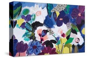 Happy Flower Bar III by Joan E. Davis