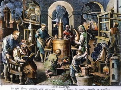 Alchemy: Laboratory
