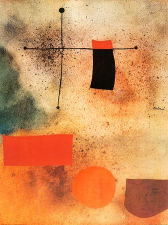 Abstract, c.1935 by Joan Mir?