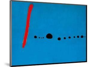 Blue II, c.1961 by Joan Mir?