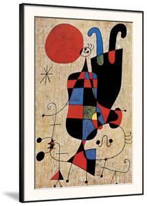 Upside-Down Figures by Joan Mir?