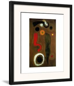 Vogel im Raum by Joan Mir?