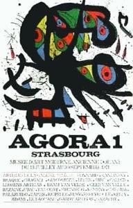 Agora I by Joan Miro