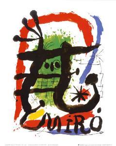 Alcohol de Menthe by Joan Miro