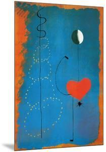 Ballerina by Joan Miro