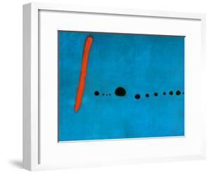Blue II, c.1961 by Joan Miro