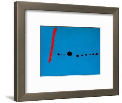 Blue II, c.1961 by Joan Miró