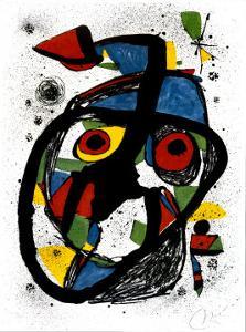 Carota, c.1978 by Joan Miro