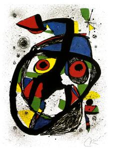Carotta by Joan Miro