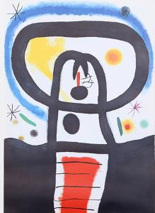 Equinoxe from Indelible Miro by Joan Miro
