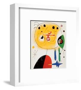 Et Fixe Les Cheveux d'une Etoile by Joan Miro