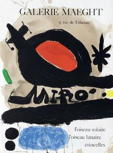 Expo 67 - L'oiseau solaire by Joan Miro