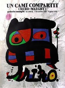 Expo Barcelona 1975 by Joan Miro