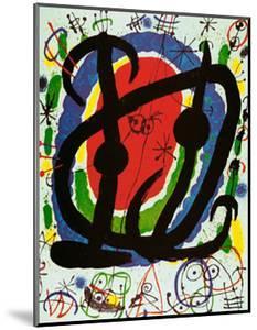 Exposition XXII Salon by Joan Miro