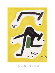 Femme, Oiseaux, Etoile, 1978 by Joan Miro