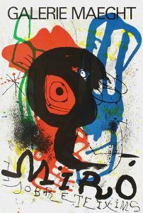Galerie Maeght by Joan Miro