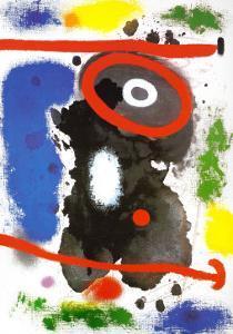 Head by Joan Miro