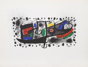 Joan Miro und Katalonien by Joan Miro