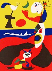 L'Ete by Joan Miro