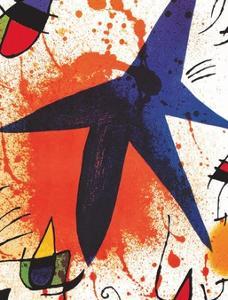 L'Etoile Bleu by Joan Miro