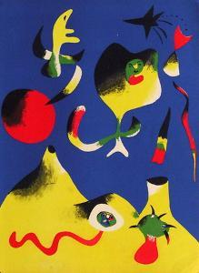 Lair by Joan Miro