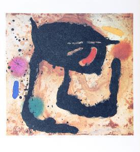 Le Dandy by Joan Miro