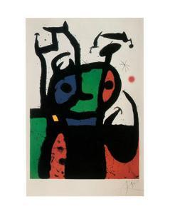 Matador by Joan Miro