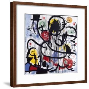 May, 1968 by Joan Miro