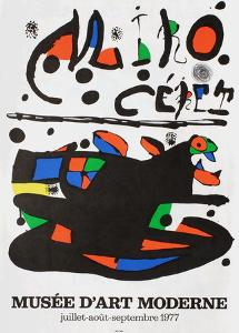 Miro Ceret by Joan Miro