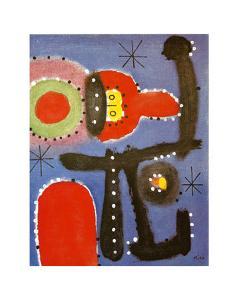 Peinture, c.1954 by Joan Miro