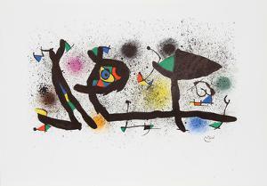 Sculptures (M. 950) by Joan Miro