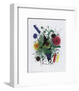Singing Fish by Joan Miro